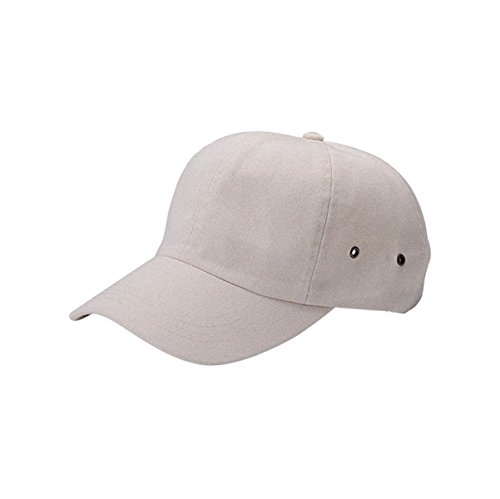 [Hats & Caps Shop Low Profile | (Uns) Normal Dyed Washed Twill Cap - By TheTargetBuys | (NATURAL)] (Pork Pie Hat For Sale)