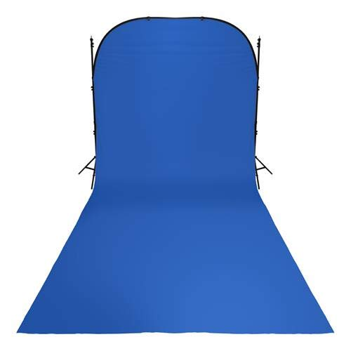Glow Super Collapsible Background - 8 x 16' (Chroma -