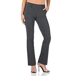 Women's Comfort Fit Classic Bootcut Pant