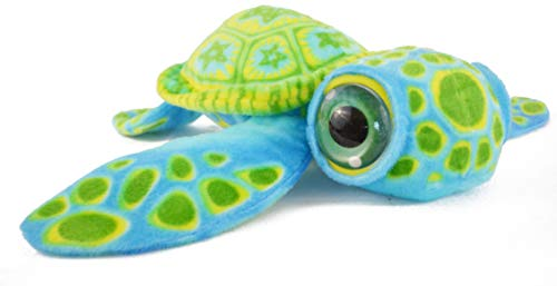 Terrence the Turtle | 18 Inch Baby Big Eye Turtle Stuffed Animal Plush | By Tiger Tale Toys - Webkinz Turtle
