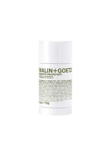 Malin + Goetz Bergamot Deodorant, natural