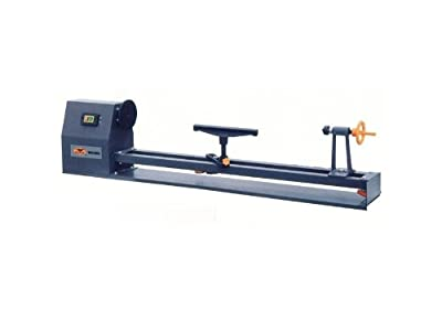 """NEW ELECTRIC WOOD LATHE -TABLE TOP 40"""" INDUSTRIAL 4spd"""