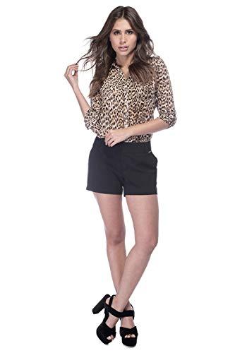 Shorts Alfaiataria Feminino Guess