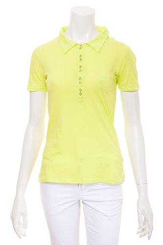 Lime Polo Washington ador del Dise Mujeres Punch Horas 81 color Nombre Amarillo Camiseta wEIXWUBq