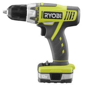Ryobi 12V Lithium Ion Drill Kit