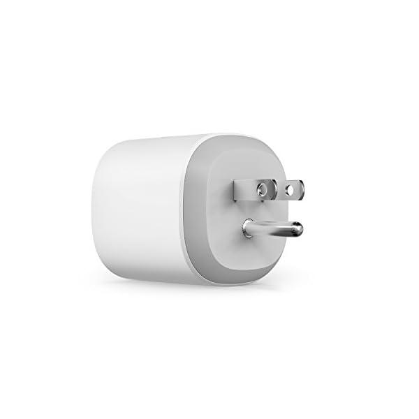 Samsung SmartThings Outlet [GP-U999SJVLDAA] Smart Plug - Alexa Compatible -  ZigBee - White