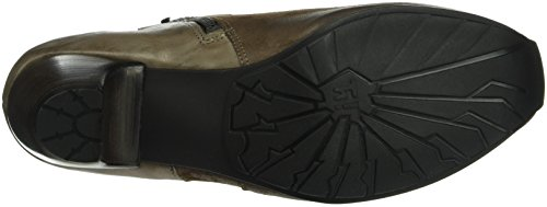 Think Ana, Zapatillas de Estar por Casa para Mujer Marrón - Braun (KRED/KOMBI 23)