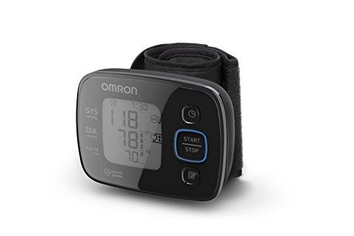 Omron HG5 Precision Automatisches Handgelenk-Blutdruckmessgerät