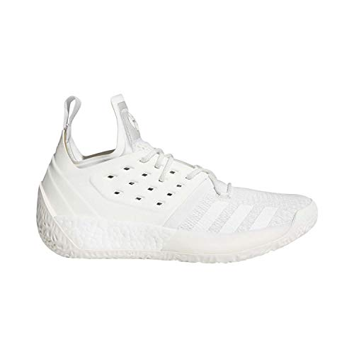 e5aca32bf71 adidas Men s Harden Vol 2 Basketball Shoe Grey One Cloud White Size 11 M US
