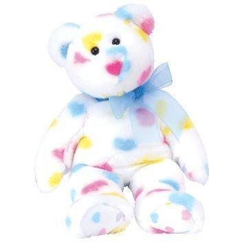 Ty Beanie Buddy Kissme The Bear