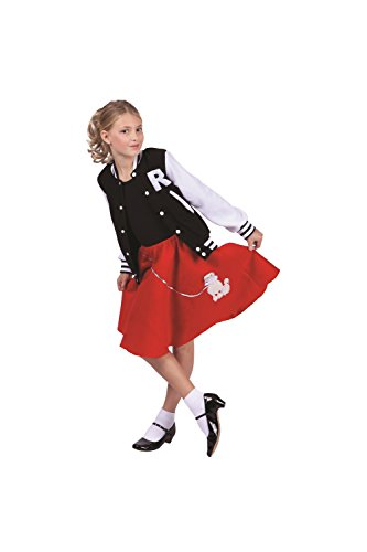Girls (Letterman Jacket Child Costumes)