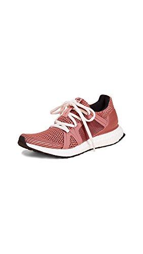 Adidas Women's Ultraboost Running Shoes Raw Pink/Coffee Rose/Black