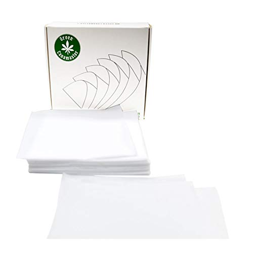 Non Stick PTFE 4x4 Sheet for Canabis Oil Packaging - Present by Green Canamaster