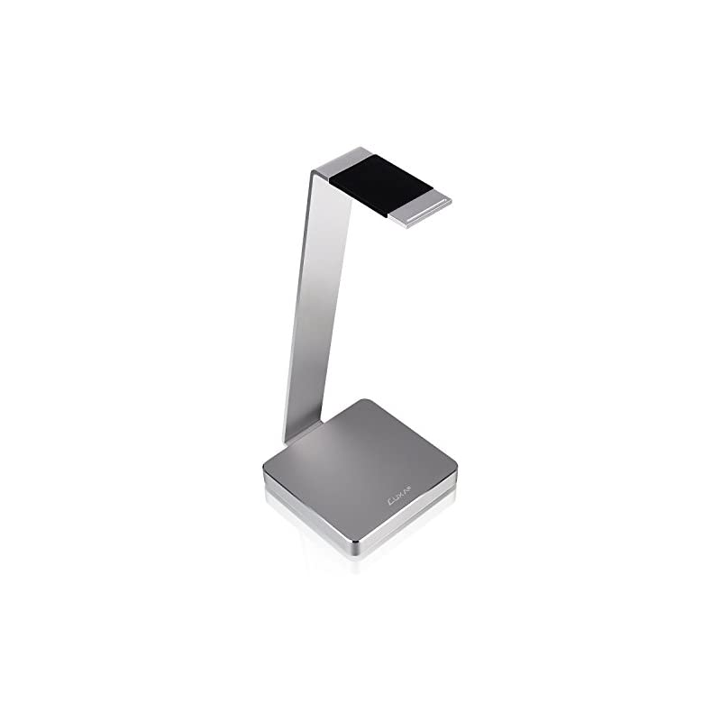 LUXA2 E-One Silver Solid-Metal Aluminum