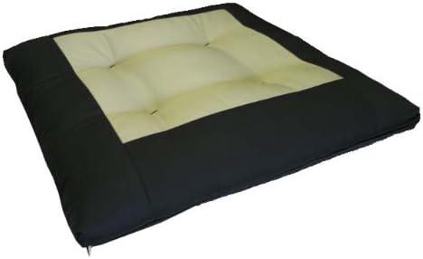 Tan Zabuton floor pillows for Yoga, Meditation Seat Cushions, Kneeling, Sitting