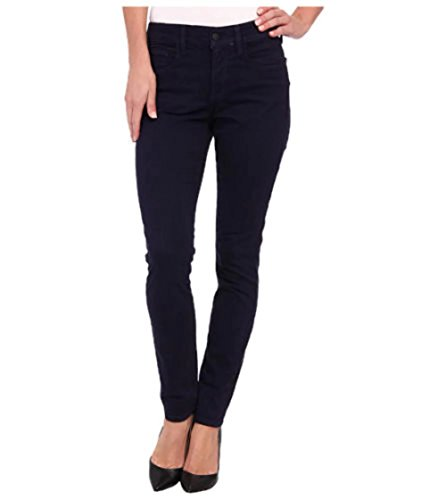 NYDJ Jade Stretch Corduroy Skinny Liberty Blue Legging Womens Not Your Daughters Jeans Size 0P