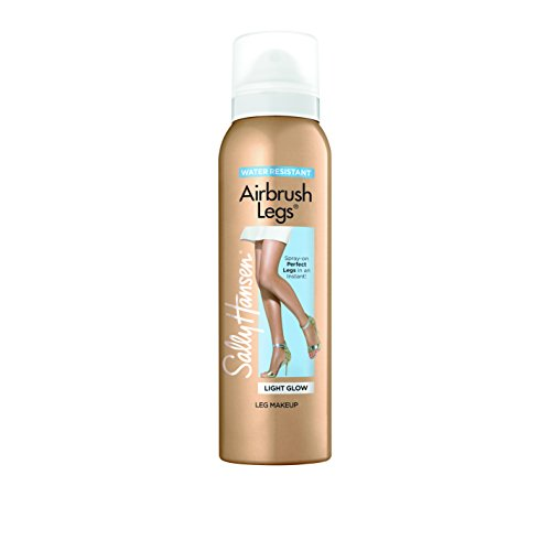 Sally Hansen Airbrush Legs, Leg Makeup, Light Glow, 4.4 Ounce