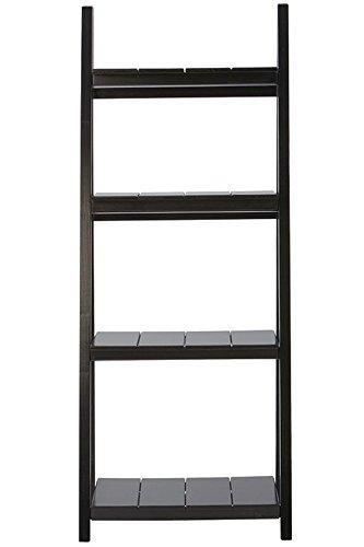 lowest price c2643 4d599 Home Decorators Collection Nolan 4 Shelf Folding Bookcase, 60