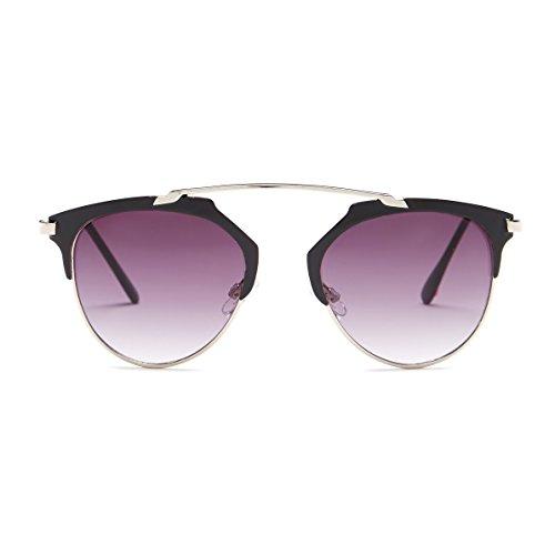 Betsey Johnson Women's BJ475114 Black - Sunglasses Eyeball