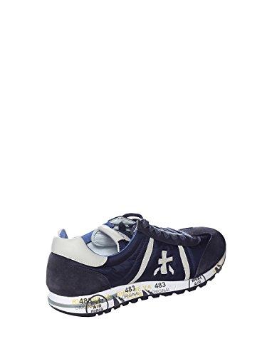 Sneaker con para Camoscio Disegnata Tecnico e PREMIATA Tessuto Gomma in in dqHx0Y