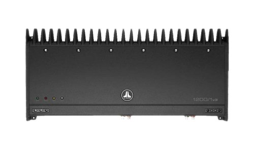 JL Audio Slash Series 1200/1v3 Mono subwoofer Car Amplifier, 1,200 watts RMSx1