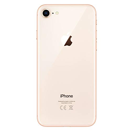Apple iPhone 8 with FaceTime - 256GB, 4G LTE, Gold