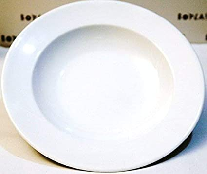 JUMBO BOPLA porcelana Fortuna Serie Plato pasta Ø 28cm Frutero,plato hondo,Cáscara Plato