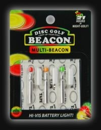 Disc Golf Beacon Led Light