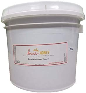 product image for Bare Honey | Raw Wildflower Honey | 40 lb Bucket