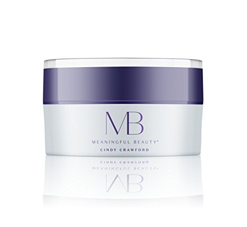 Meaningful Beauty Beyond - Overnight Retinol Repairing Crème - Melon Complex Night Moisturizer for Firmness & Elasticity - Travel Size 30 Day Supply/0.33 Ounce - MT.2108