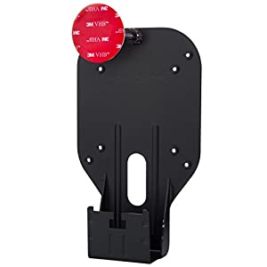 High Stability VESA Mount Adapter Bracket for Select Dell Monitors - S2340L, S2340M, S2240L, S2240M (V3) | Includes Patent Pending Stabilizer | by HumanCentric