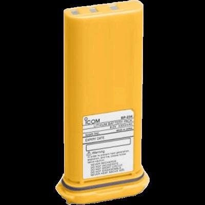 ICOM BP-234 Lithium Battery Pack, 5YR for GM1600,