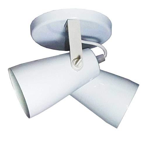 Spot Arandela Duplo Cone para Cozinha, sala, cozinha,
