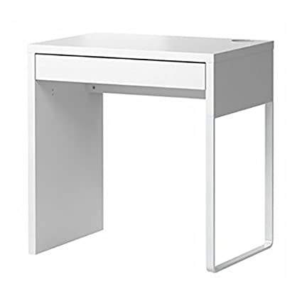 Ikea furniture desks Table Image Unavailable Amazoncom Amazoncom Ikea 30213076 Micke Desk White Kitchen Dining