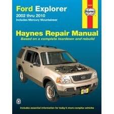 Read Online Ford Explorer 2002 thru 2010 Publisher: Haynes Manuals, Inc. ebook