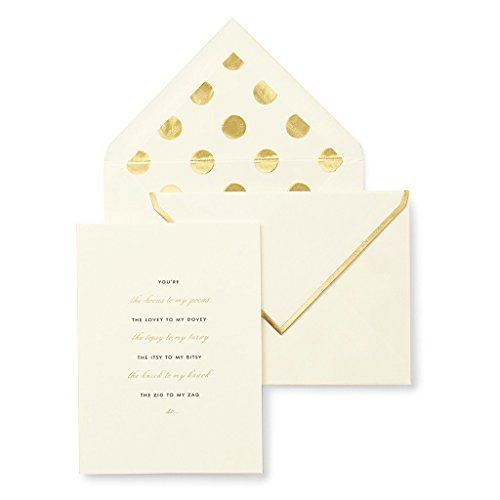 kate spade new york bridal notecard set - bridesmaid