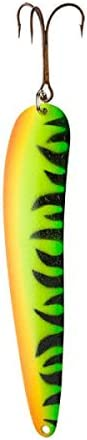 Lucky Strike Bait Works Canoe Wobbler Trolling Lure for Lake Trout, Pike, and Salmon, Designed in Canada