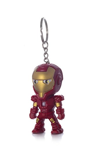 REINDEAR Avengers Iron Man LED Flashlight Keychain w/ Sound US - Www Ironman