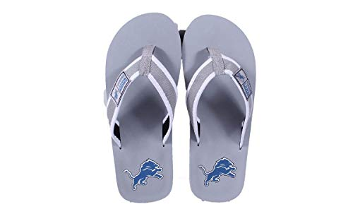 Licensed Contour Feet and NFL Officially Feet Lions Flip Comfy Detroit Flops Happy qETdxxgOwz