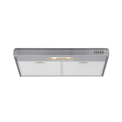 "HTH- 30"" inch Under Cabinet Range Hood 