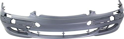 OE Replacement Mercedes-Benz Front Passenger Side Bumper Cover Support Partslink Number MB1043100