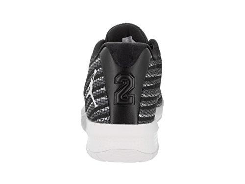 Nike Jordan B. Basketbal Schoenen Vliegen Sportschoenen Schoenen Voor Mannen Zwart (zwart / Donker Grijs / Wit)