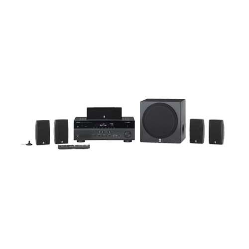 Yamaha 5.1 Channel 675W 3D Powerful Surround Sound Home Theater System