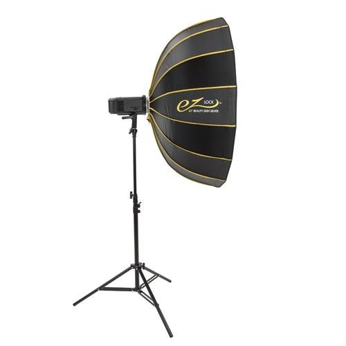 Glow EZ Lock Collapsible Silver Beauty Dish (42'') by Glow (Image #3)