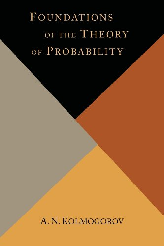 Foundations of the Theory of Probability
