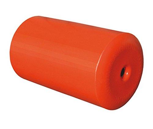 Walze UMGEBENDE Rote BOA SIGNALGEBUNG Stiefelzubehör Außendurchmesser 400 mm Bohrung 40 mm Länge 700 mm Gewicht 7,5 Kg