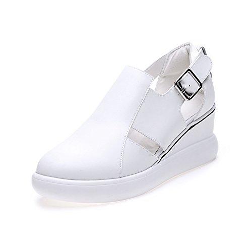 ZPPZZP Ms sandali stile Coreano casual bianco 37EU