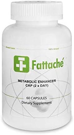 Fattache Metabolic Enhancer, Metabolic Enhancer Supplement, metabolic Enhancer, Weight Loss Pills, Men and Women,