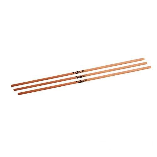Broom Handles, 4' x 15/16' dia 50pce, Box of 50 heavy duty, wooden broom handles suitable for larger broom heads. 4' x 15/16 dia 50pce SLN