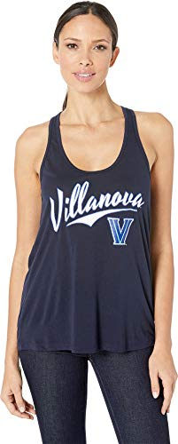 Champion College Women's Villanova Wildcats Eco¿ Swing Tank Top Navy Medium ()